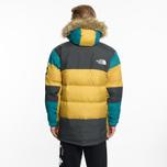 Мужская куртка парка The North Face Vostok Leopard Yellow фото- 7