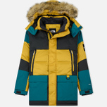 Мужская куртка парка The North Face Vostok Leopard Yellow фото- 0