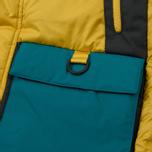Мужская куртка парка The North Face Vostok Leopard Yellow фото- 4