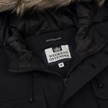 Мужская куртка парка Weekend Offender Kilton AW17 Black фото- 2