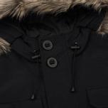 Мужская куртка парка Weekend Offender Kilton AW17 Black фото- 3