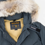 Мужская куртка парка Woolrich Arctic DF Blue Grey фото- 2