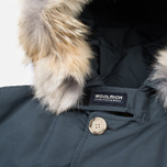 Мужская куртка парка Woolrich Arctic DF Blue Grey фото- 3