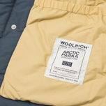 Мужская куртка парка Woolrich Arctic DF Blue Grey фото- 9