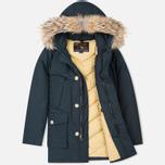 Мужская куртка парка Woolrich Arctic DF Dark Navy фото- 1