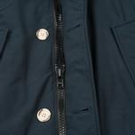 Мужская куртка парка Woolrich Arctic DF Dark Navy фото- 4