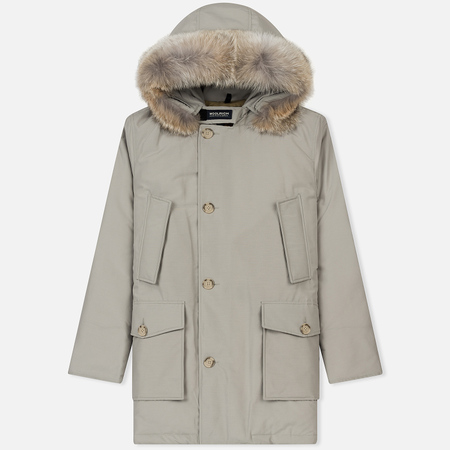 Мужская куртка парка Woolrich Arctic DF Drifter Grey