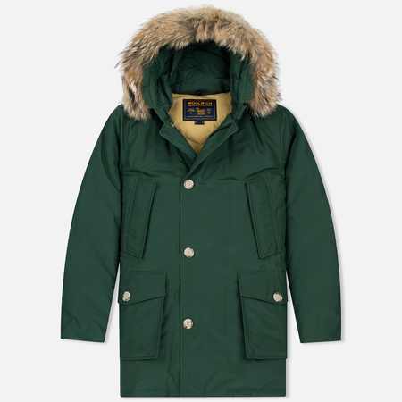 Woolrich Arctic DF Men's Parka Green