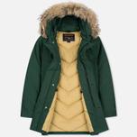 Мужская куртка парка Woolrich Arctic DF Green фото- 2