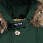 Мужская куртка парка Woolrich Arctic DF Green фото- 5