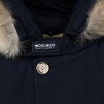 Мужская куртка парка Woolrich Arctic DF Melton Blue фото- 4