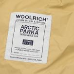 Мужская куртка парка Woolrich Arctic DF Melton Blue фото- 5