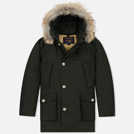 Woolrich Arctic DF Men's Parka Rosin Green