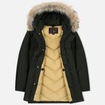 Мужская куртка парка Woolrich Arctic DF Rosin Green фото- 1