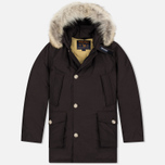 Мужская куртка парка Woolrich Arctic DF Wood Brown фото- 0