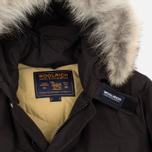 Мужская куртка парка Woolrich Arctic DF Wood Brown фото- 1