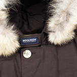 Мужская куртка парка Woolrich Arctic DF Wood Brown фото- 4