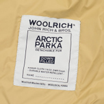Мужская куртка парка Woolrich Arctic DF Wood Brown фото- 5