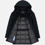 Мужская куртка парка Woolrich Blizzard NF Dark Navy фото- 2