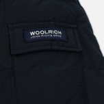 Мужская куртка парка Woolrich Blizzard NF Dark Navy фото- 4