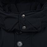 Мужская куртка парка Woolrich Blizzard NF Dark Navy фото- 5