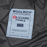 Мужская куртка парка Woolrich Blizzard NF Dark Navy фото- 7