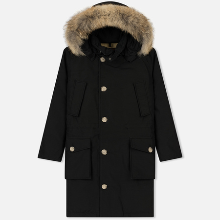 Мужская куртка парка Woolrich Long Arctic DF New Black