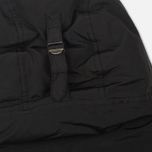 Мужская куртка парка Woolrich Long Mackinaw Black фото- 4