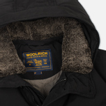 Мужская куртка парка Woolrich Long Mackinaw Black фото- 2