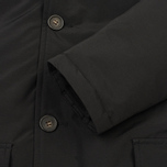 Мужская куртка парка Woolrich Long Mackinaw Black фото- 7