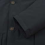Мужская куртка парка Woolrich Long Mackinaw Dark Navy фото- 7