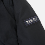 Мужская куртка парка Woolrich Long Mackinaw Dark Navy фото- 6