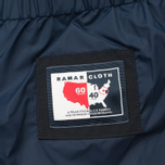 Мужская куртка парка Woolrich Long Mackinaw Dark Navy фото- 10