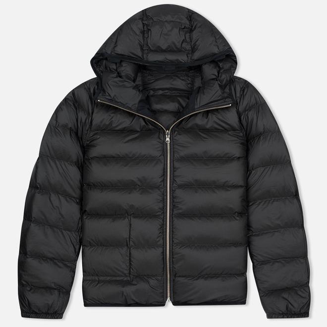 Мужская куртка подкладка Ten C Down Liner Hooded Black
