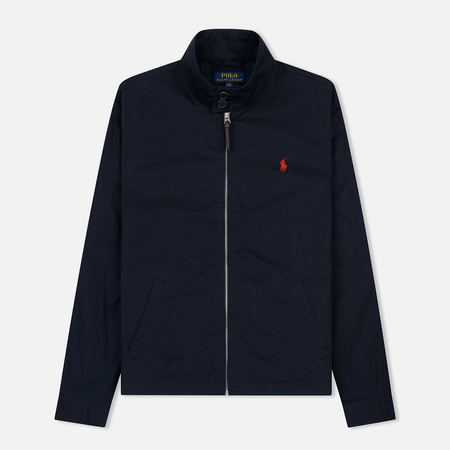 Мужская куртка Polo Ralph Lauren Barracuda Lined Cotton Twill College Navy