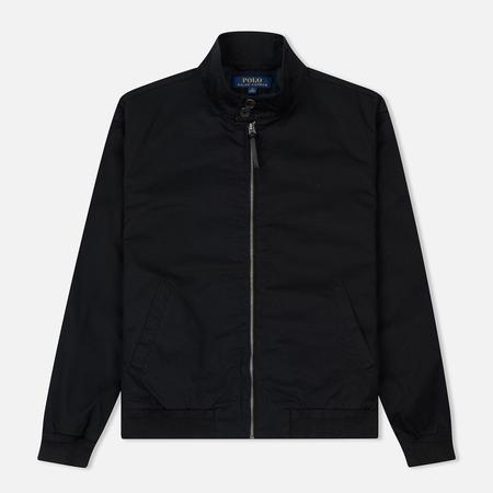 Мужская куртка Polo Ralph Lauren City Baracuda Cotton Twill Black