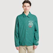 Мужская куртка Polo Ralph Lauren Coach Graphic Vintage Nylon Vermont Green фото- 1