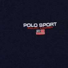 Мужская куртка Polo Ralph Lauren Color Block Windbreaker Cruise Navy/Jerry Green/Bitter Sweet Orange фото- 5