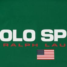 Мужская куртка Polo Ralph Lauren Color Block Windbreaker Cruise Navy/Jerry Green/Bitter Sweet Orange фото- 7