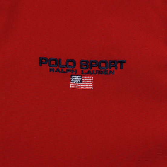 Мужская куртка Polo Ralph Lauren Color Block Windbreaker Red/White/Sapphire Star