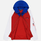 Мужская куртка Polo Ralph Lauren Color Block Windbreaker Red/White/Sapphire Star фото - 5