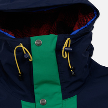 Мужская куртка Polo Ralph Lauren Yosemite Printed Anorak Cruise Navy/Kayak Green фото- 3