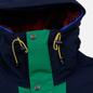 Мужская куртка Polo Ralph Lauren Yosemite Printed Anorak Cruise Navy/Kayak Green фото - 3