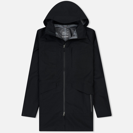 Мужская куртка Poutnik by Tilak Shield Coat Gore-Tex Caviar Black