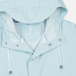 Мужская куртка дождевик Rains Long Jacket Wan Blue фото- 2