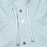 Мужская куртка дождевик Rains Long Jacket Wan Blue фото- 3