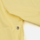 Rains Long Jacket Wax Men's Rain Jacket Yellow photo- 4