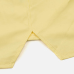 Rains Long Jacket Wax Men's Rain Jacket Yellow photo- 8