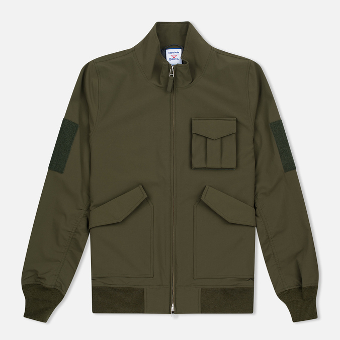 Reebok x Beams Jacket Men's Jacket Poplar Green