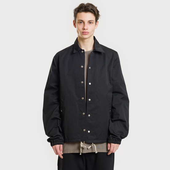 Мужская куртка Rick Owens DRKSHDW Snap Front Black